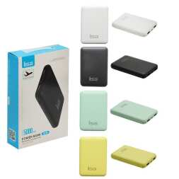 Power Bank 5000 mAh P269 ISA оптом